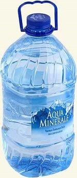 покупная вода аква минерали