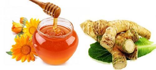 хрен с медом