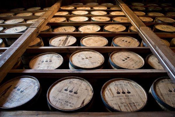 Бочки для настаивания виски