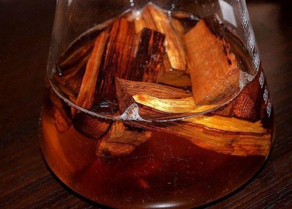 Самогон на дубовой коре рецепт быстрого приготовления