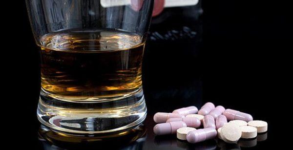 Как действует алкоголь на антибиотики