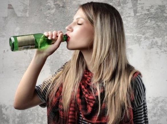 В пиве содержится женский гормон