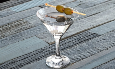 Что подавать к мартини