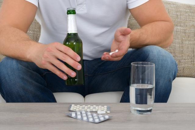 После антибиотиков когда можно пить пиво
